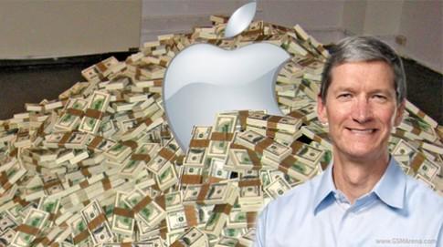 Apple sẽ là công ty nghìn tỷ USD đầu tiên vào 2014
