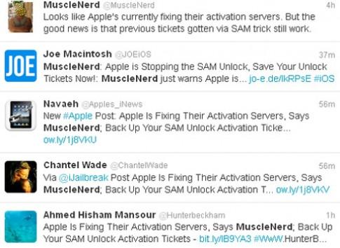 Apple sửa lỗi, hạn chế unlock iPhone