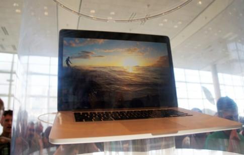Apple sửa lỗi trackpad trên MacBook Pro 2012