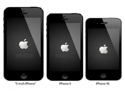 Apple thử nghiệm iPad 13 inch và iPhone 5,7 inch