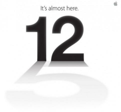 Apple tổ chức sự kiện đặc biệt vào 12/9