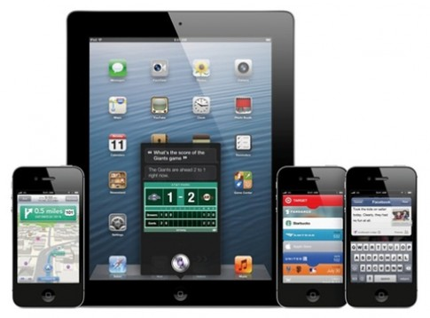 Apple tung bản beta iOS 6 thứ hai để sửa lỗi