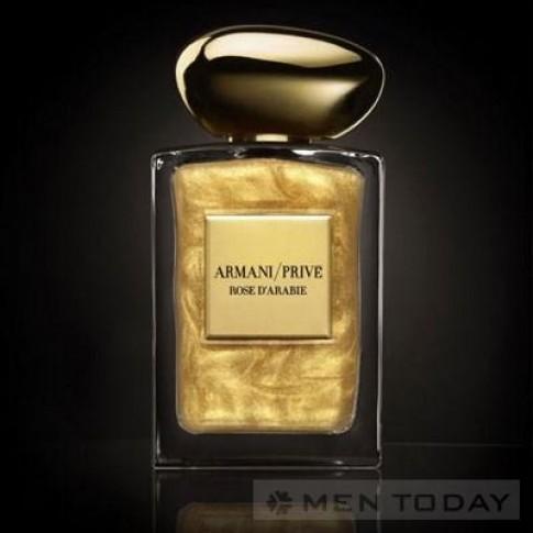 Armani ra mat nuoc hoa tron vang LOr du Desert