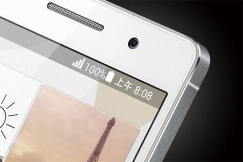 Ascend P7 với camera trước 8 megapixel sẽ ra mắt ngày 7/5