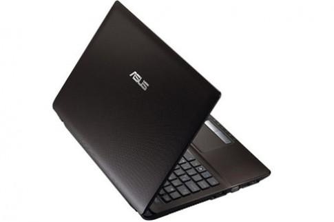 Asus bán laptop K53TK chip Fusion lõi tứ tại Nhật
