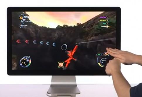Asus đưa Leap Motion vào máy tính cao cấp