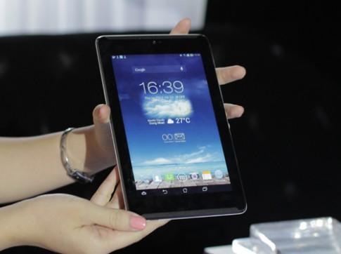 Asus FonePad 7 giá 6,5 triệu đồng ở Việt Nam