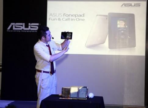 Asus Fonepad về Việt Nam giá 6 triệu đồng