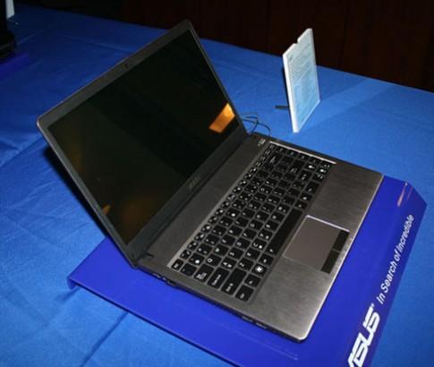 Asus giới thiệu laptop U47 dùng chip Ivy Bridge