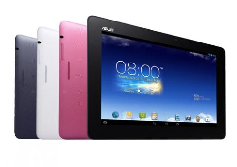 Asus giới thiệu tablet màn hình 10,1 inch Full HD, có 3G