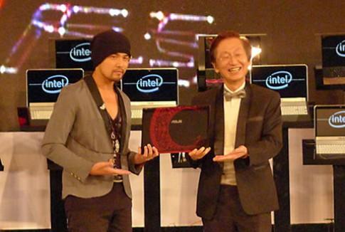 Asus hợp tác với Châu Kiệt Luân trên laptop N-series mới
