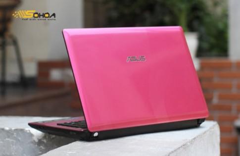Asus K43 nhiều màu sắc cho giới trẻ