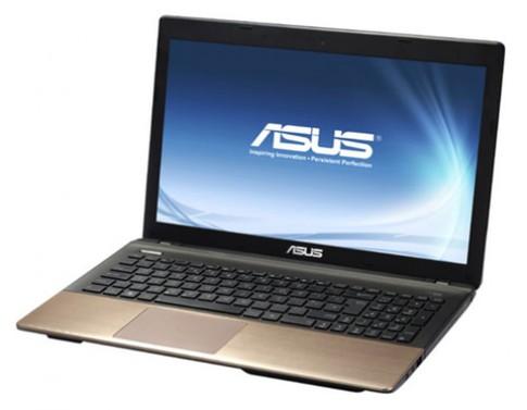 Asus K55 'rò rỉ' video, hình ảnh chính thức
