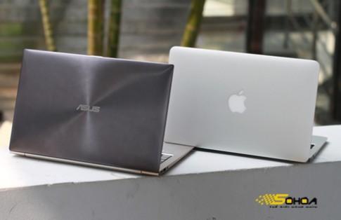 Asus không sợ Apple kiện về bằng sáng chế