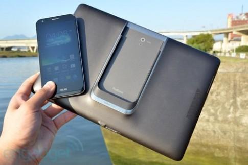 Asus muốn làm tablet lai di động chạy Windows Phone 8