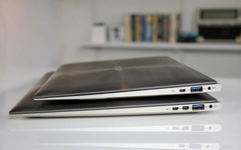 Asus nâng cấp Zenbook mạnh hơn giá không đổi
