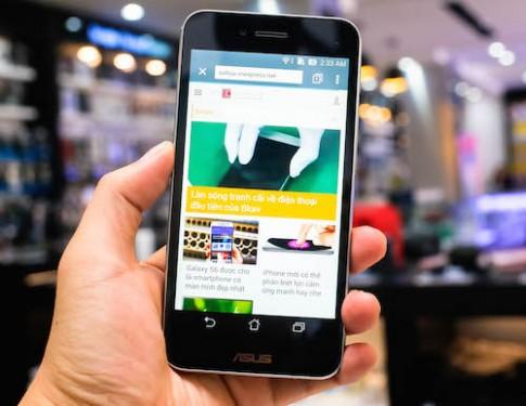 Asus Padfone S - smartphone cấu hình cao giá tốt về Việt Nam