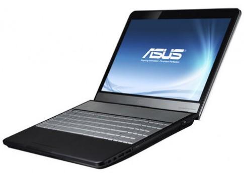 Asus ra hai laptop giải trí dùng loa Bang