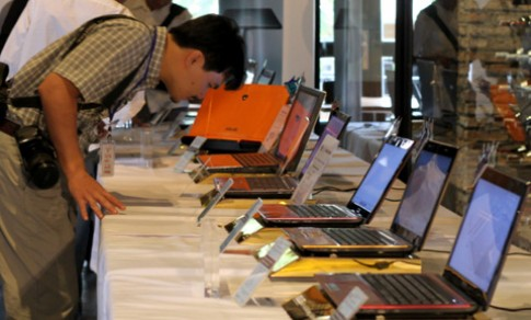Asus ra loạt laptop Sandy Bridge ở VN