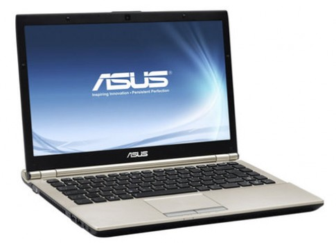 Asus ra U46SV chạy chip Core i5, pin 10 tiếng