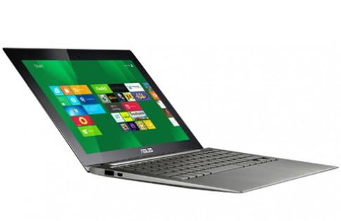 Asus sắp có ultrabook màn hình cảm ứng chạy Windows 8