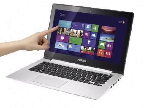 Asus Vivobook màn hình cảm ứng thêm kích thước 13 và 15,6 inch
