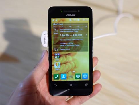 Asus ZenFone 4 giá 2 triệu đồng, bắt đầu bán từ ngày mai