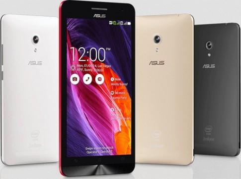 Asus ZenFone mới giá có thể từ 3,2 triệu đồng