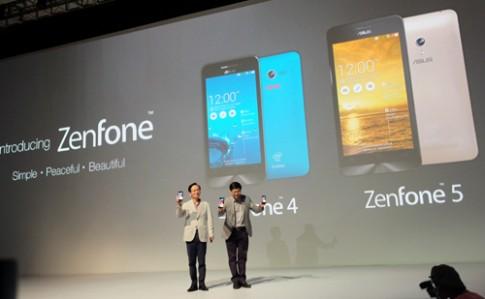Asus ZenFone sẽ có giá từ 1,99 triệu đồng tại Việt Nam
