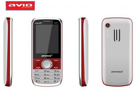 Avio A 301i - điện thoại 3 sim độc đáo