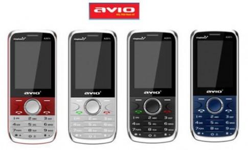 Avio A301i - điện thoại 3 sim 3 sóng