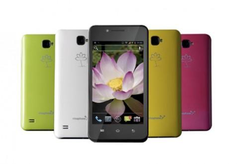 Avio Sen S2 - smartphone đa sắc màu cho giới trẻ