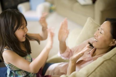 Bài tập phát triển trí não cho trẻ