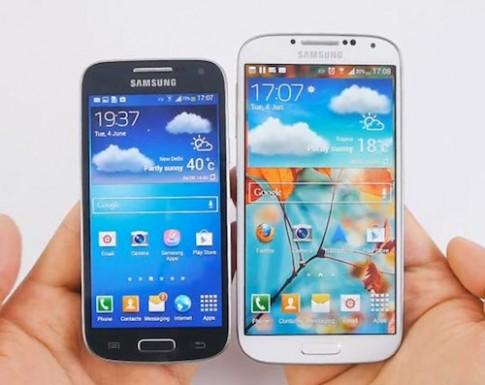 Bản mini của 3 smartphone nổi bật năm 2013