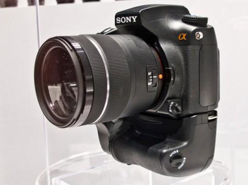 Bản nâng cấp của Sony A700 lộ diện