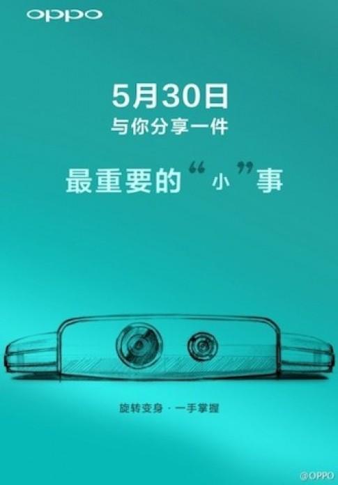 Bản rút gọn của Oppo N1 sẽ ra mắt ngày 30/5