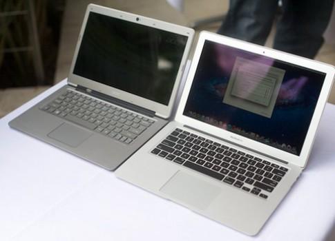 Bằng sáng chế MacBook Air có thể gây khó ultrabook