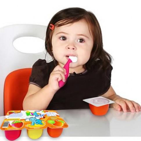 Bất ngờ từ sữa chua dành riêng cho bé