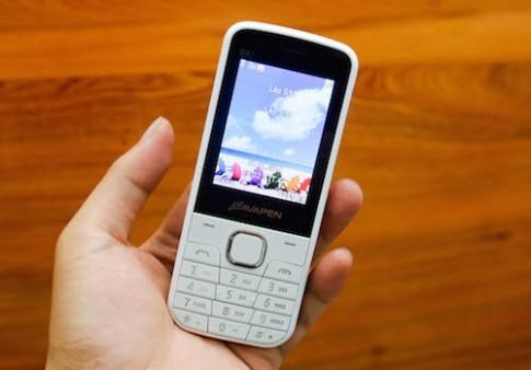Bavapen B42 - điện thoại phổ thông kiêm pin sạc dự phòng