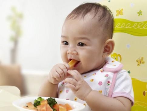 Bé suy dinh dưỡng nên ăn dặm thế nào?