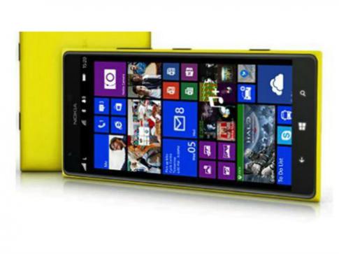 Bí ẩn sau màn hình full HD của Lumia 1520