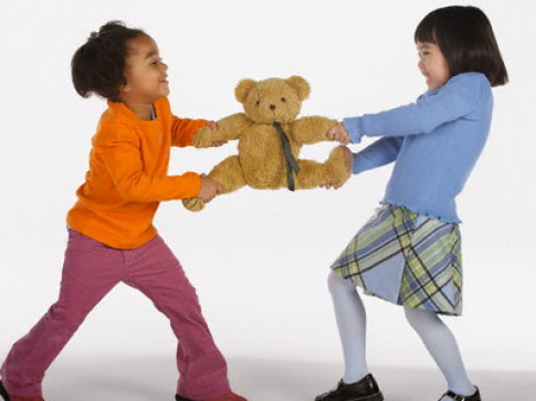 Bí kíp dạy trẻ không ích kỷ