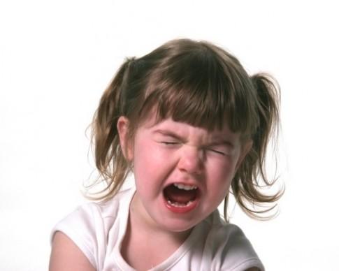 Bí quyết giảm stress khi con la hét