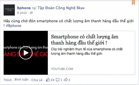 Bkav cho người dùng so sánh âm thanh Bphone và iPhone 6