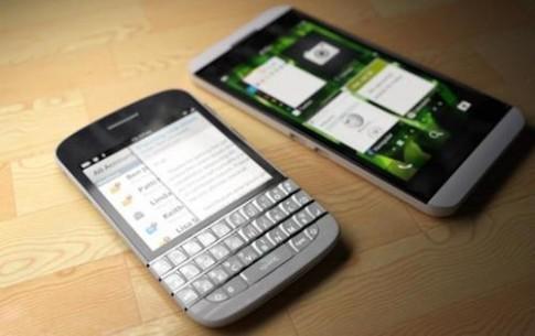 BlackBerry hủy ra mắt hai mẫu điện thoại giá rẻ