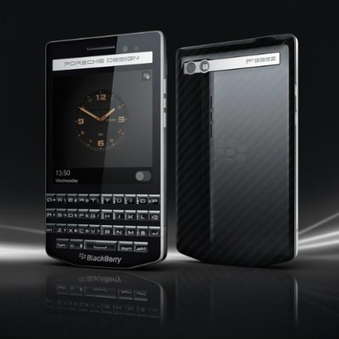 BlackBerry P'9983 ra mắt với giá 2.300 USD