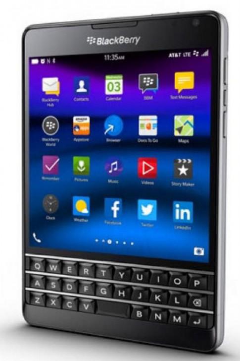 BlackBerry Passport thiết kế mới sắp được bán tại Mỹ