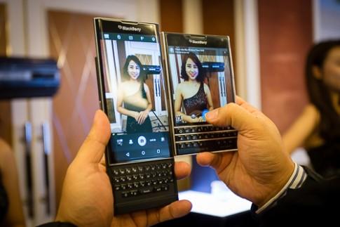 BlackBerry Priv có giá 18,5 triệu đồng, bán ở Việt Nam từ 5/12