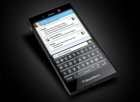 BlackBerry sắp bán smartphone Z3 giá rẻ 190 USD
