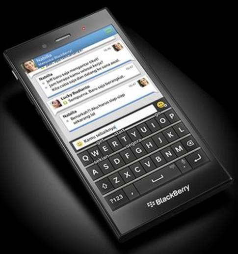 BlackBerry trình làng Z3 giá dưới 200 USD